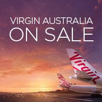 Top deals on Virgin Australia flights