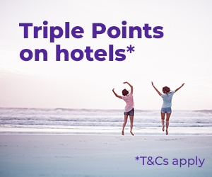 Triple Points Expedia - Click Frenzy