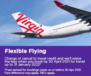 Flex Flying 2022 - Book Early