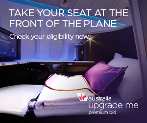 Take your seat at the front of the plane. Check your eligibility now.
